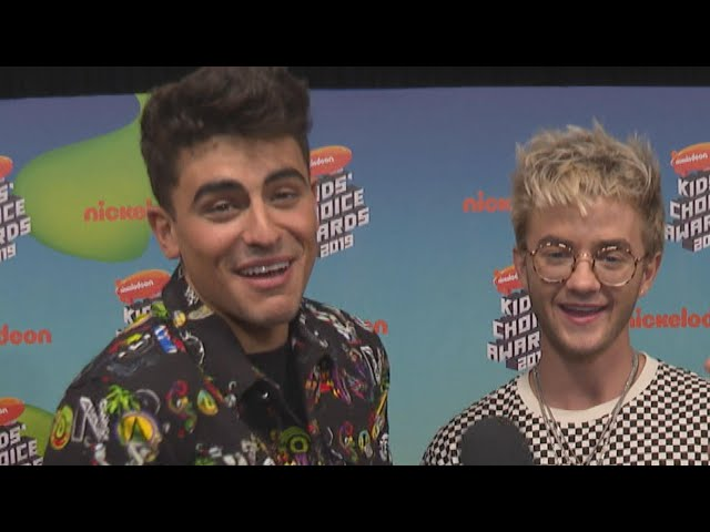 Kids' Choice Awards 2019: Jack & Jack Dish on What Goes Down in the DMs (Exclusive)