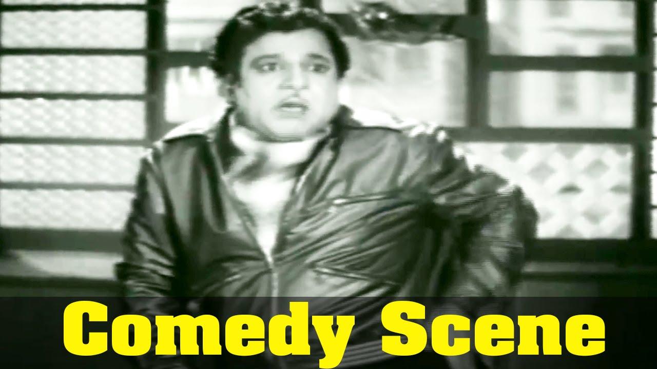 Hello Master Zamindar Tamil Full Movie: Hello Mr Zamindar Movie : M R Radha, Super Comedy Scene