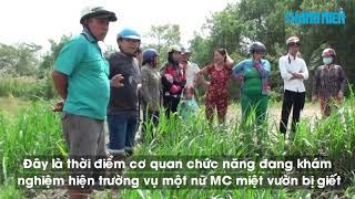 Nữ MC miệt vườn Lưu Bích Thảo  bị dìm chết vì khước từ quan hệ tình dục