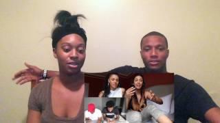 Bianca CRIES reacting to Damien smash or pass (Reaction video)