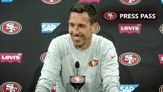 Kyle Shanahan Gives a Positive Report Following Jimmy Garoppolo's Surgery