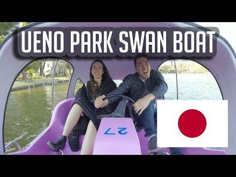 Ueno Park (Tokyo): Cherry Blossoms, Swan Boats, Ameyayokocho