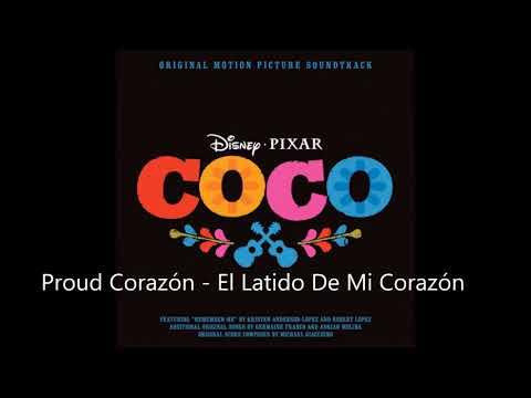 Proud Corazón   El Latido De Mi Corazón - Anthony Gonzalez - Luis Ángel Gómez Jaramillo