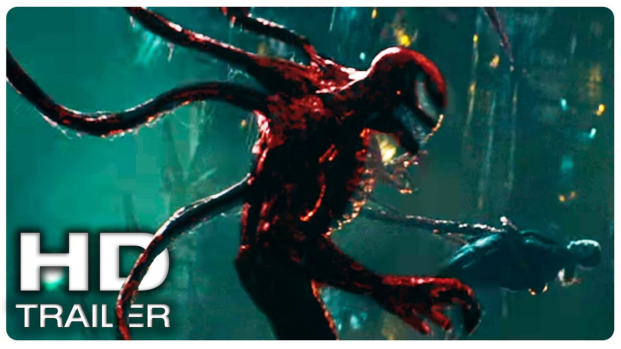 """VENOM 2 LET THERE BE CARNAGE """"Carnage Wants To Eat Eddy"""" Trailer (NEW 2021)Superhero Movie HD"""