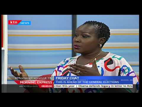 Friday Chat: Emmy Kosgei explains her collaboration with NACADA