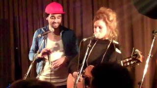 Selah Sue & Patrice jammin @ café la cigale; november 19 2010