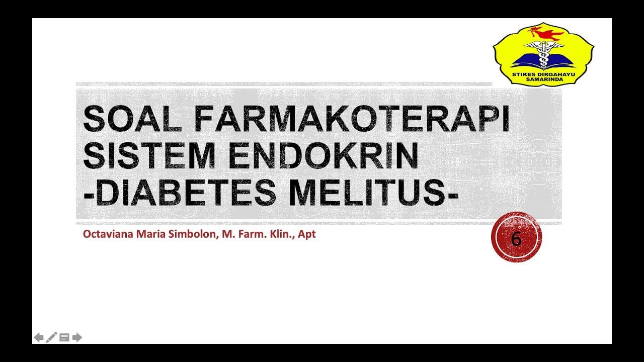 47+ Soal tentang diabetes melitus info