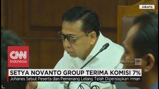Setya Novanto Group Terima Komisi 7% dari Proyek E-KTP
