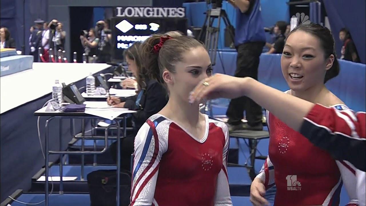[HD] 2011 Tokyo World Championships  Womens Team Finals