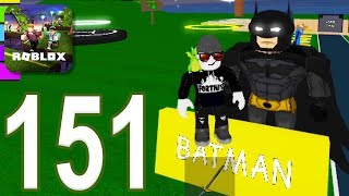 ROBLOX - Gameplay Walkthrough Part 151 - Super Hero Tycoon (iOS, Android)