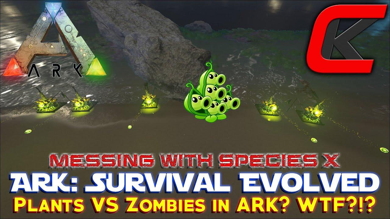 Ark survival evolved species x auto turret plants vs for Plant x ark aberration