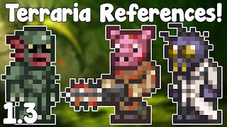 Terraria References! - SOLAR ECLIPSE SPOOKY MONSTER EDITION!