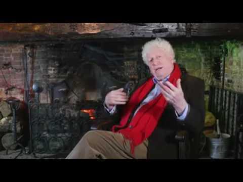 Tom Baker Christmas Greeting 2021 Christmas Message From Tom Baker Doctor Who 2016 Youtube