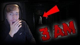 Exploring an Abandoned Hospital AT 3AM! (Haunted)