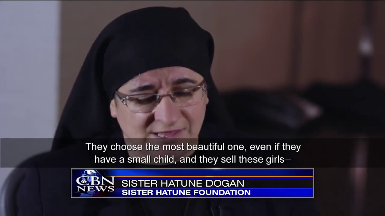 Sister Hatune Dogan ▶︎'Islam is ISIS | Whoever Says Otherwise Is a Liar' [2015]