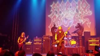 Morbid Angel - Warped live at Maryland Deathfest XV