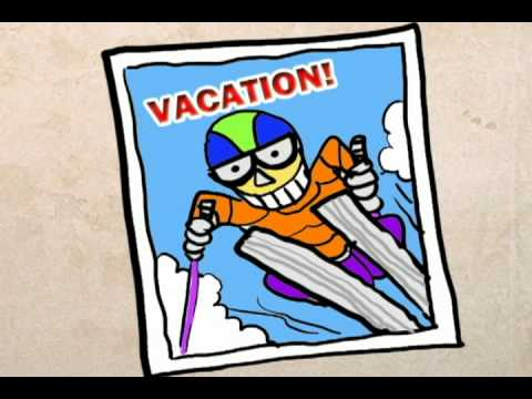 Animation - Save Energy on Vacation