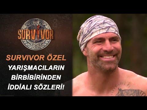 Survivor All Star'da Yarışmacıların İlk Sözleri! | Survivor Özel
