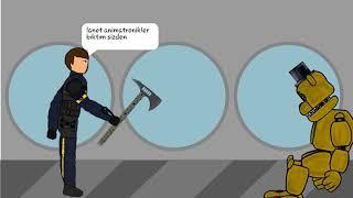 Fnaf animasyon 1. Bölüm