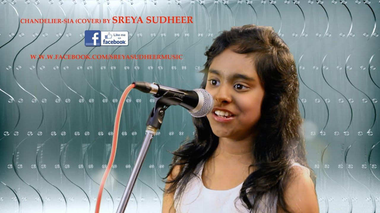 Chandelier (Sia cover) // Sreya Sudheer (Piano Version) - YouTube