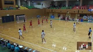 2019年IH ハンドボール 男子 1回戦 利府(宮城)VS 東大寺学園(奈良)