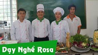 Tôm sốt chanh dây - Hội thi dạy nghề giỏi tỉnh Đồng Nai