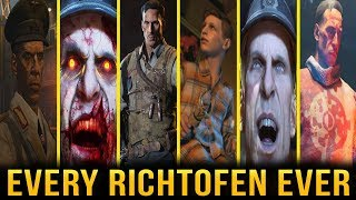 Every Richtofen Ever Explained | A History of Every Richtofen Every in Call of Duty Zombies
