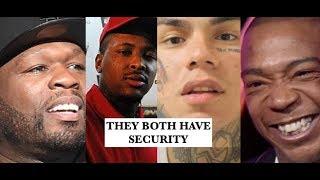 50 Cent BLOCKS Ja Rule, Ja Rule Career Coming Back to Life thru 50 Cent, YG Reacts Tekashi Security
