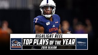 Check out the top 5 plays from utsa football in 2019 season. subscribe: https://www./user/watchstadium visit stadium website: http://www.w...