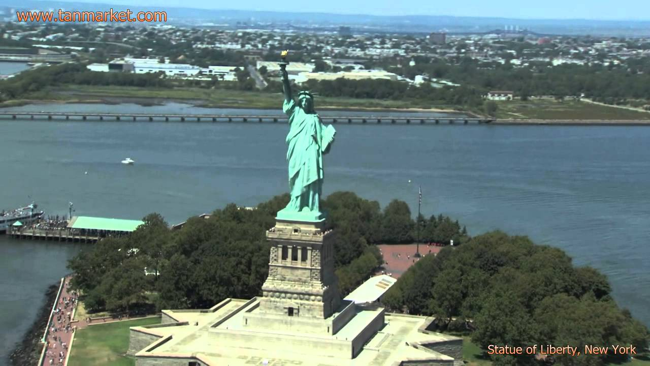 Statue Of Liberty 2, HD Collage Video