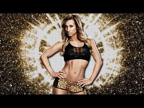 "WWE: ""Fabulous"" ► Carmella 1st Theme Song"