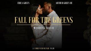 Full Wedding Movie 2018 - Erica & Arthur Green