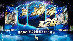 20 x GUARANTEED DELUXE TEAM OF THE SEASON PACKS!!! - FIFA 20 Ultimate Team
