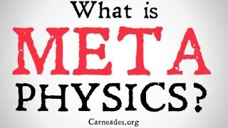 What is Metaphysics? (Definition)