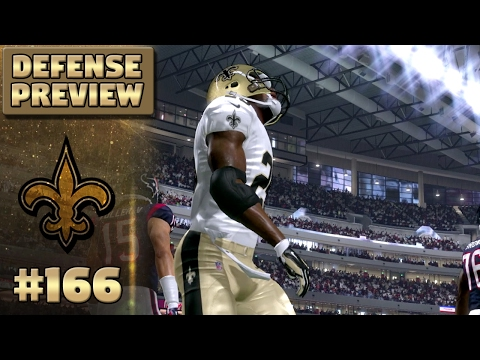 Defense Preview & Cuts (S4) | Madden NFL 17 New Orleans Saints Franchise Ep. 166