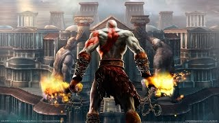 Live - God of War 2 - TITAN (Very Hard) Sem Salvar e Sem Glitch em 7:05:10 #GHOSTSOFSPART
