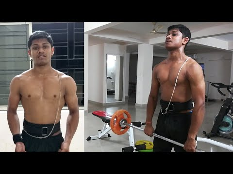 Shoulder Workout for Mass Only Using Barbell Exercises