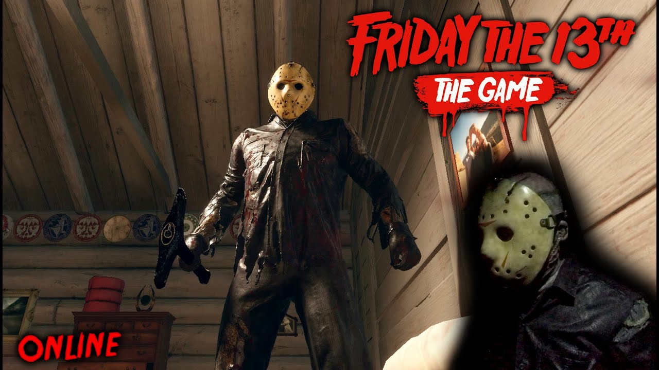 Download Friday the 13th the game - Gameplay 2.0 - Jason part 8