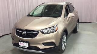 2018 Buick Encore AWD Apple Car Play Android Auto Copper Oshawa ON Stock #180859