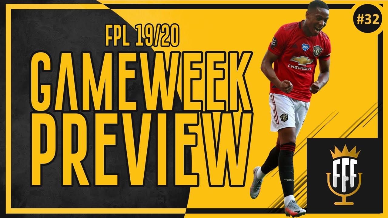 FPL GW32 Preview & GW31 Review - Green Arrow