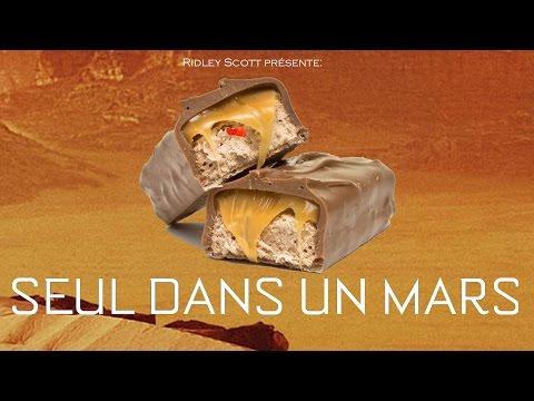 Seul dans un Mars [PARODIE de The Martian]