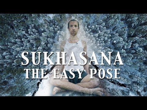 Sukhasana The Easy Pose Ashtanga Yoga