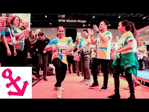 [FULL HD] The Philippines Rock London WTM 2014 Nov 5 - It's More Fun In The Philippines