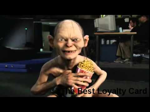 Gollum wins an Award