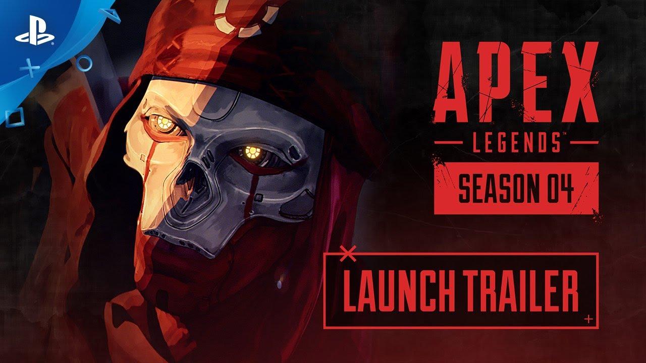 Apex Legends Season 4 – Assimilation Launch Trailer | PS4