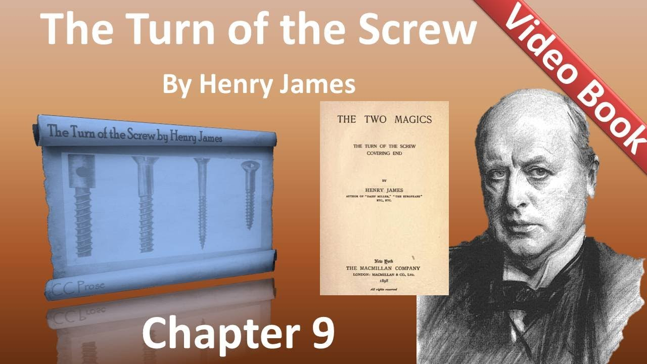 turn of the screw henry james A nineteenth century ghost story in the turn of the screw by henry james 5496 words | 22 pages a nineteenth century ghost story in the turn of the screw by henry james the turn of the screw is a classic gothic ghost novella with a wicket twist set in a grand old house at bly.