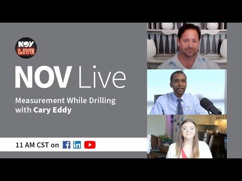 NOV Live with Cary Eddy