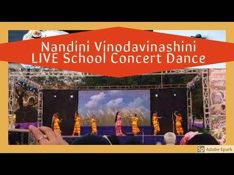 St. Vincent's High & Technical School, Asansol -ANNUAL CONCERT - Nandini VinodaVinashini