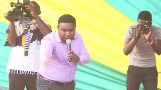 Prophet frank Julius kilawa of Shiloh City Tangaaa mkesha wa kuvuka mwaka 31/12/2017-1/12018