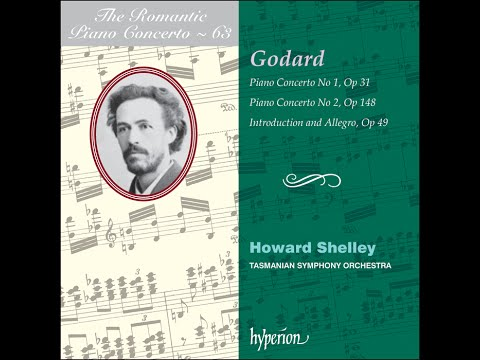 Benjamin Godard—Piano Concertos—Howard Shelley (piano)